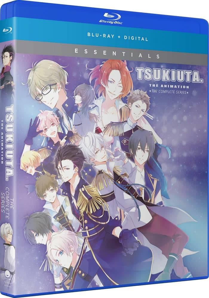 Funimation Entertainment Tsukiuta Essentials Blu-Ray