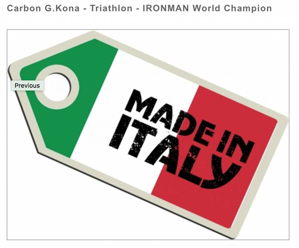 Gaerne Shoes Gaerne Carbon G.Kona - Triathlon - IRONMAN World Champion