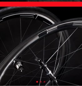 HED Cycling HED Jet 4 Black wheelset