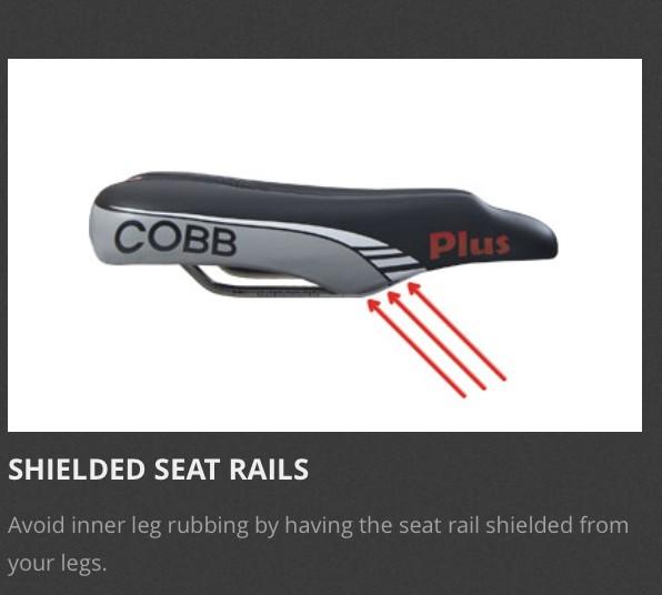 Cobb Cobb Plus Saddle