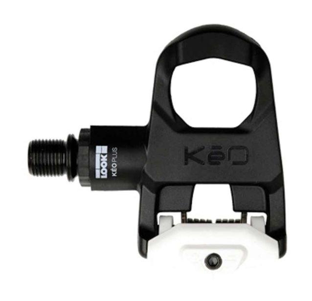 Look Look Keo Plus Black/White