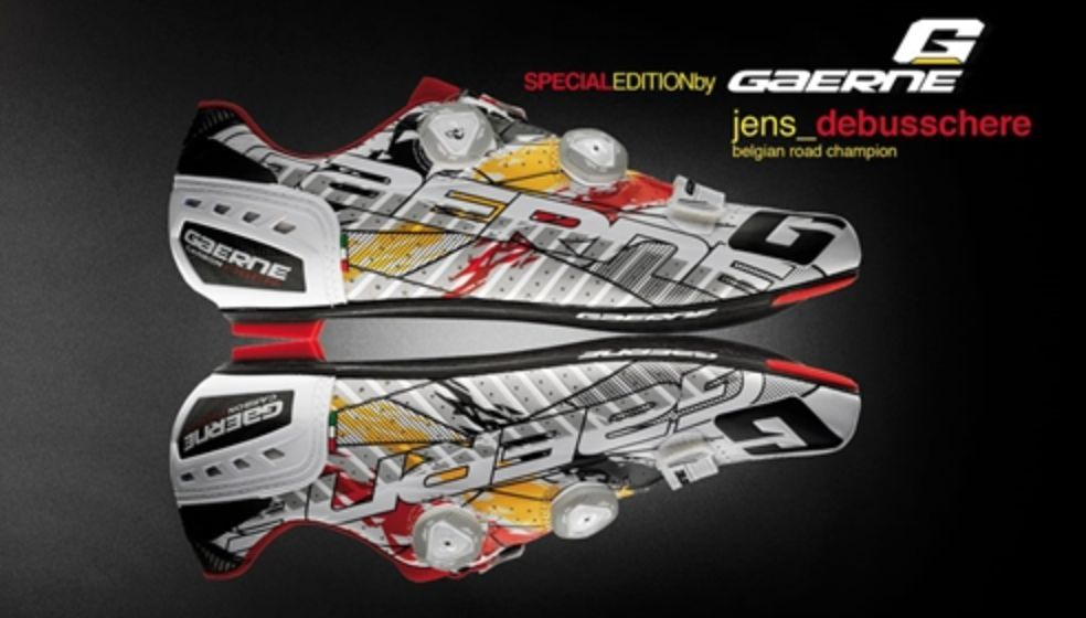 Gaerne Shoes Gaerne Carbon G.Stilo - Team Lotto Soudal - Limited Edition