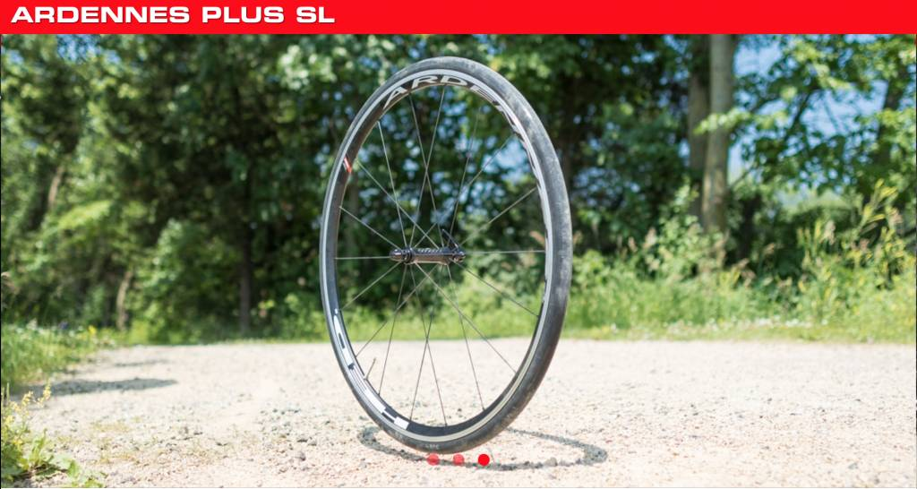 HED Cycling HED Ardennes Plus SL Wheelset