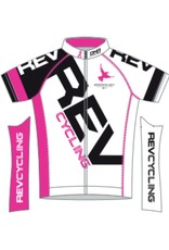 DNA REV Cycling Jersey, Ladies, White DNA
