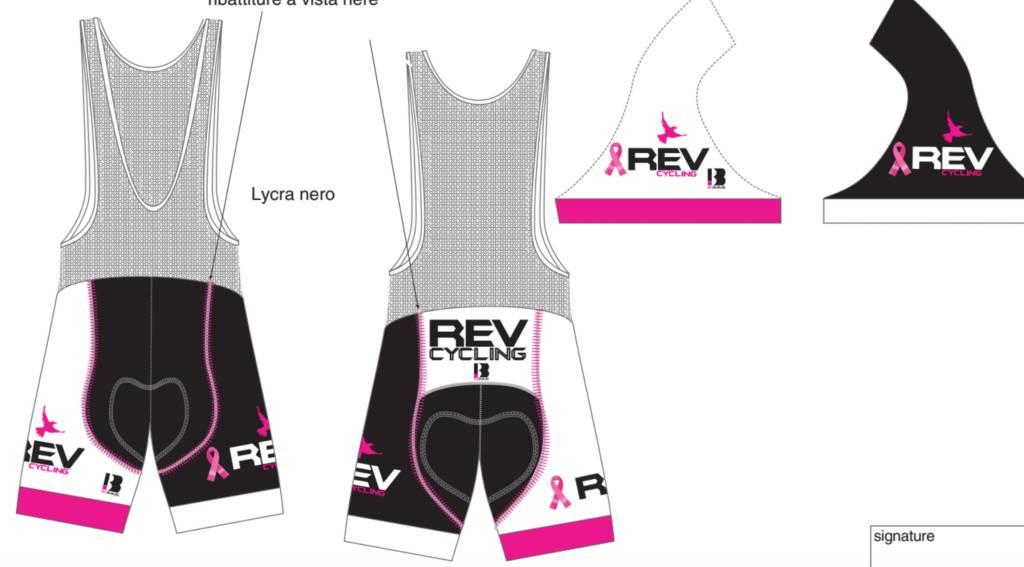 Biemme REV Cycling Bibs, Ladies, Black, Biemme