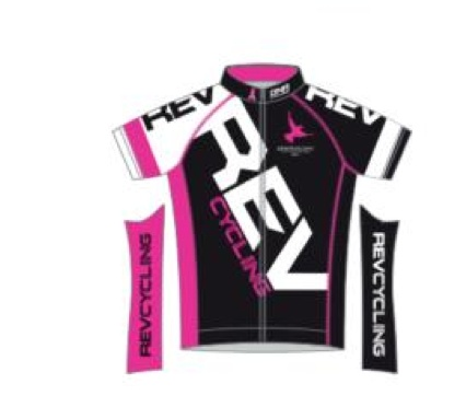 Biemme REV Cycling Jersey, Black, Men, Biemme