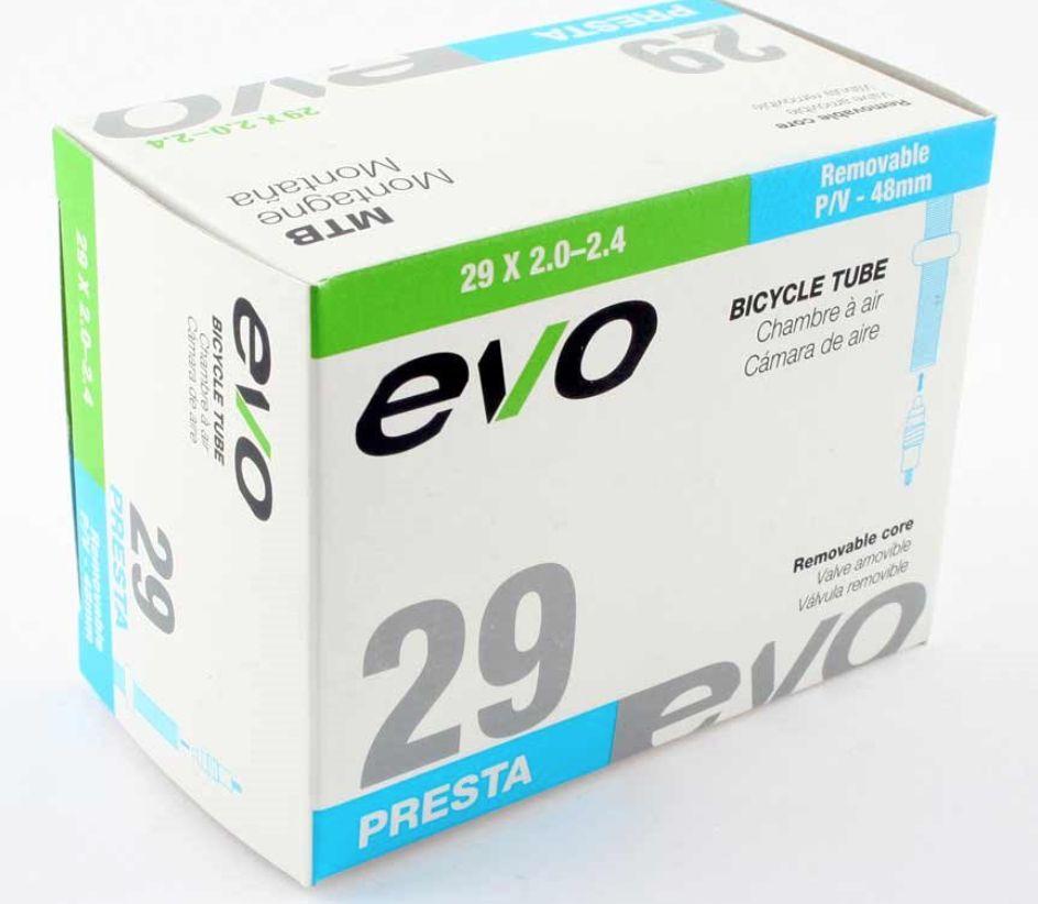 Evo Inner Tube 700x18-25 48mm removable valve core