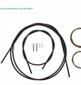 Shimano Shimano Dura-Ace 9000 Polymer-Coated Brake Cable Set, Black