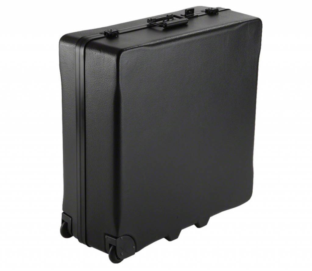 S and S S and S Butterfly Latch Travel / Shipping Case: Black