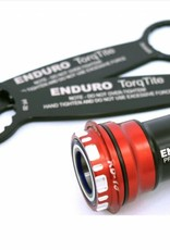 Enduro Enduro TorqTite BBRight to 24mm Angular Contact Steel Bearings