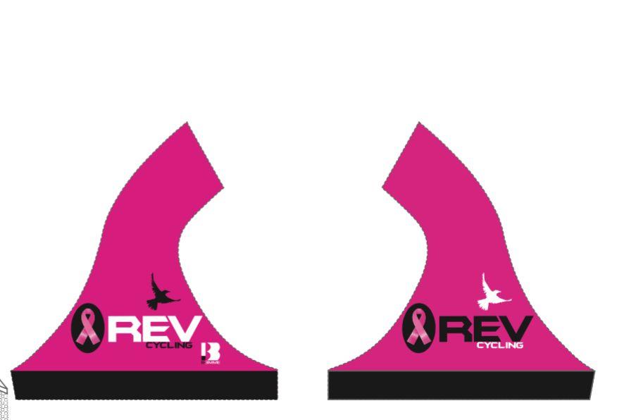 Biemme REV Cycling Bibs, Ladies, Pink, Biemme