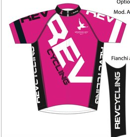 Biemme REV Cycling  Jersey, Ladies, Pink, Biemme