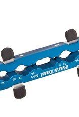 Park Tool Park Tool, AV-5, Axle and spindle vise, 5mm, 9mm, 10mm, 12mm, 14mm, 20mm, 25mm, 30mm, and 36mm
