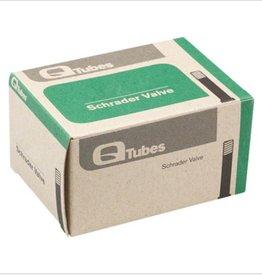 """Q-Tubes Q-Tubes 26"""" x 2.1-2.3"""" Schrader Valve Tube 198g"""