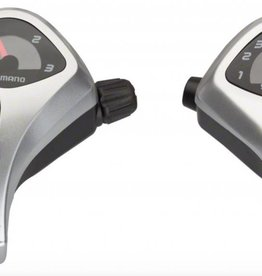 Shimano Shimano Tourney SL-TX50 3x6-Speed Thumb Shifter Set
