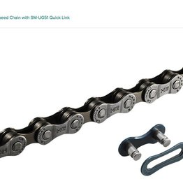 Shimano Shimano CN-HG40 6/7/8-Speed Chain with SM-UG51 Quick Link