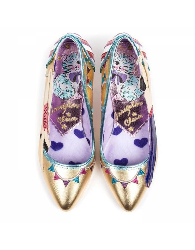 Irregular Choice Easy Trapeze