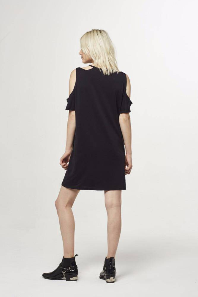 Project Social T Rebel Rebel Dress Blackboard