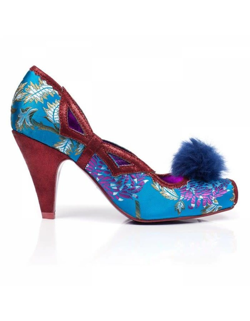Irregular Choice Pamela Pom Pom