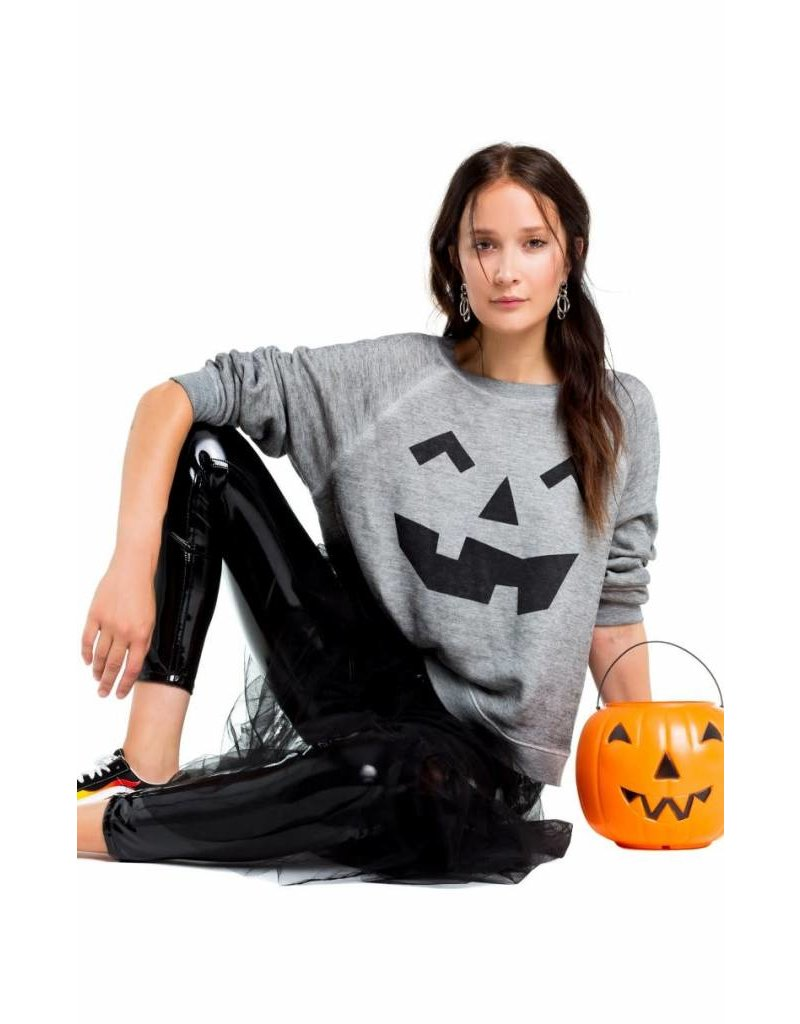 Wildfox Couture I'm A Pumpkin Sommers Sweater
