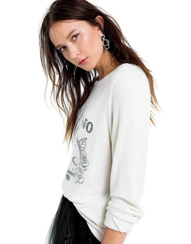Wildfox Couture Ask Ouija Baggy Beach Jumper