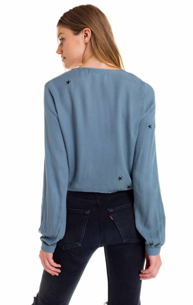 Wildfox Couture Megalith Star Top