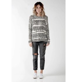 Knot Sisters Gaddis Sweater Black