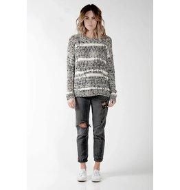 Knot Sisters Gaddis Sweater Black