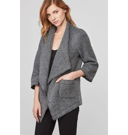 BB Dakota Shane Ribbed Woolen Jacket