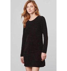 BB Dakota Beverly Chenille Sweater Dress