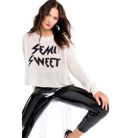 Wildfox Couture Semi Sweet Demi Sweater