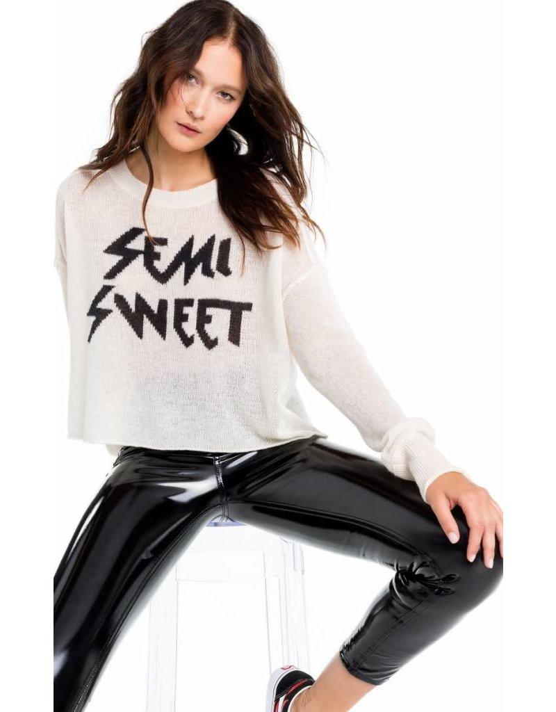 Wildfox Couture Semi Sweet Demi Sweater