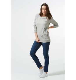 Sugarhill Boutique Alanis Woodland Animal Sweatshirt