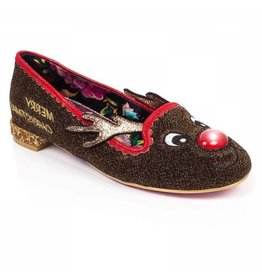 Irregular Choice Red Nose Roo