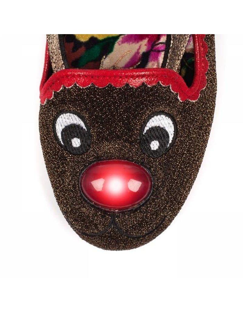 Irregular Choice Red Nose Roo