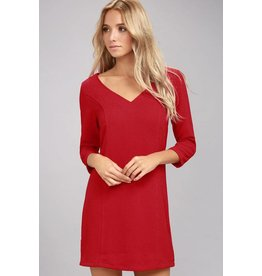 Jack by BB Dakota Luther Long Sleeve Dress