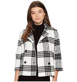 Jack by BB Dakota Henny Wool Buffalo Plaid Jacket