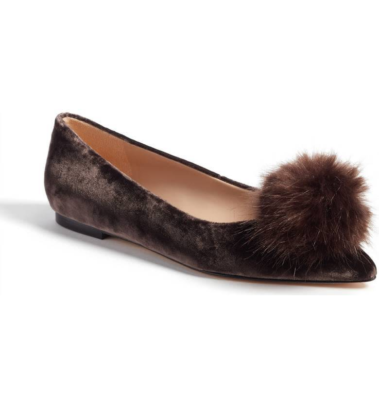 Sam Edelman Raddie Pointed Toe Flat