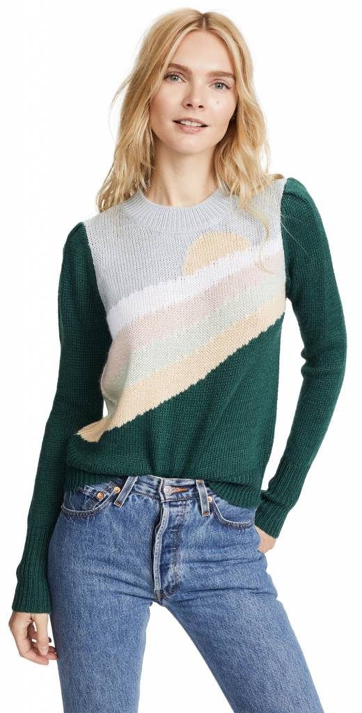Wildfox Couture Sunshine Lou Sweater