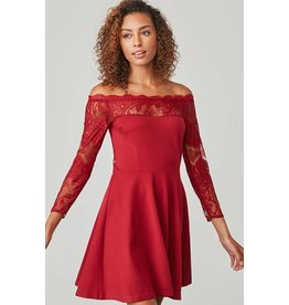 BB Dakota Dennett  Lace Dress