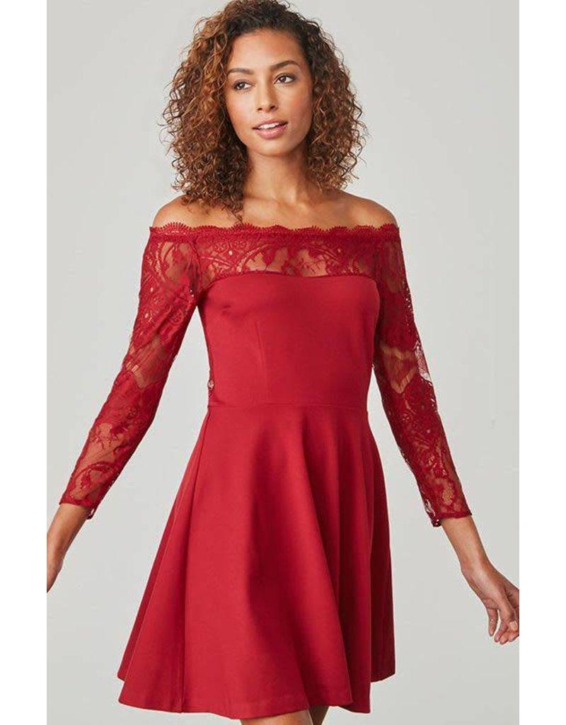 BB Dakota Dennett  Lace Dress