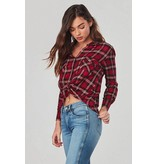 BB Dakota Phillips Plaid Shirt