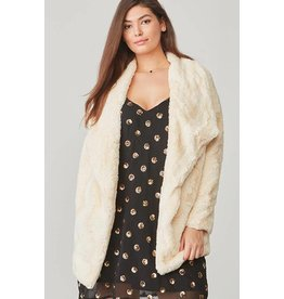 Jack by BB Dakota Haddie Faux Fur Coat