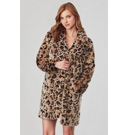 BB Dakota Rooney Faux Fur Coat
