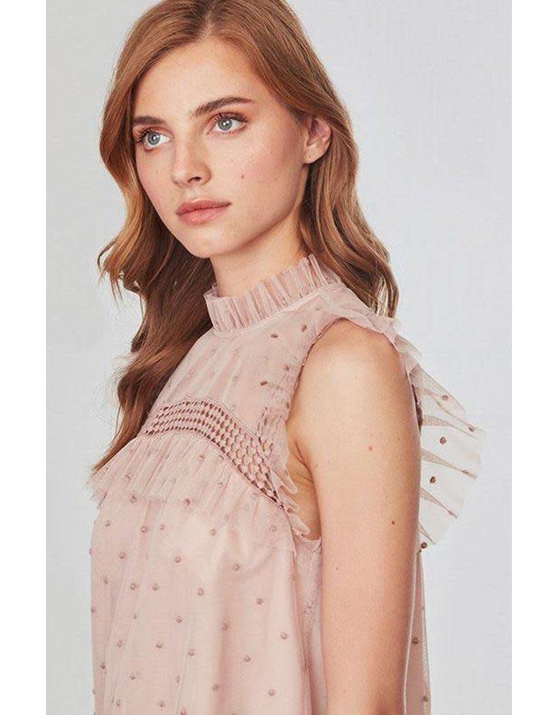 BB Dakota Roslyn Victorian Blouse
