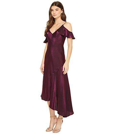 Donna Morgan Amethyst Dress