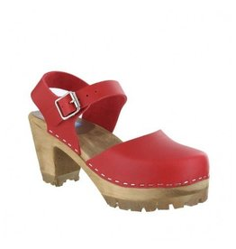 MIA shoes Abba Red
