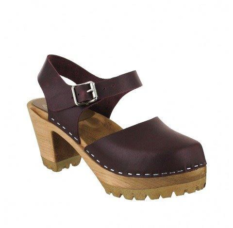 MIA shoes Abba Wine