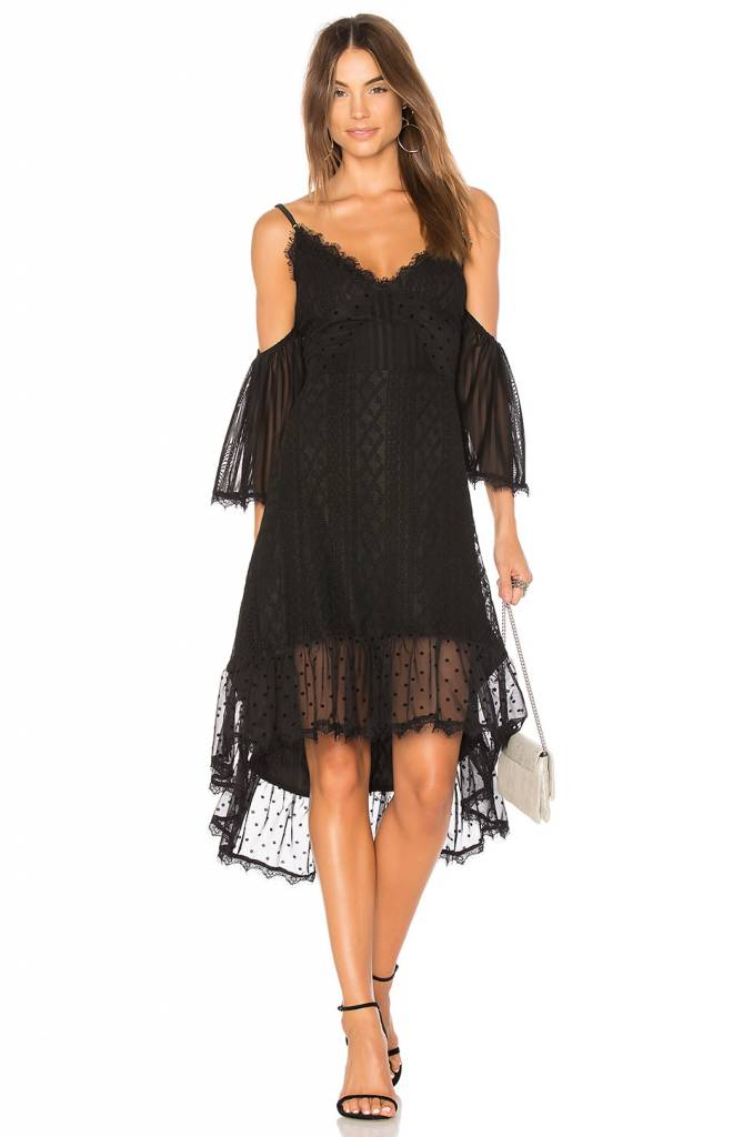 MINKPINK Dark Romance Dress
