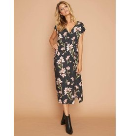 MINKPINK Nightshade Wrap Dress